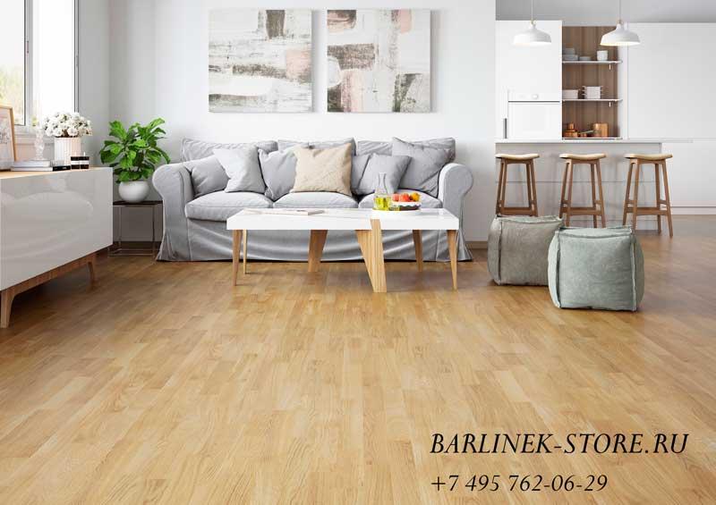 Паркетная доска Barlinek дуб Amazon Molti