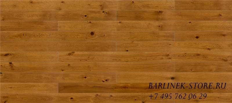 Паркетная доска Barlinek дуб Brown Sugar Piccolo