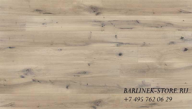 Паркетная доска Barlinek дуб Ivory Grande
