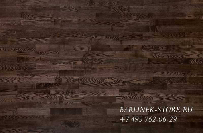 Паркетная доска Barlinek ясень Coffee Molti