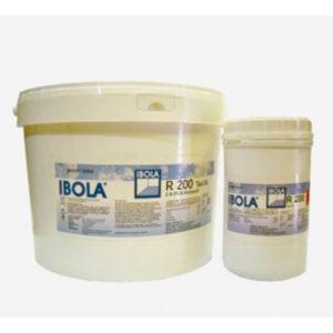 Двухкомпонентый полиуретановый паркетный клей IBOLA R 200