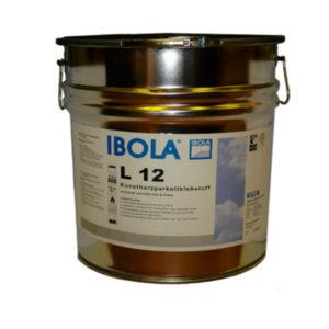 Паркетный клей на основе искусственных смол Ibola L-12