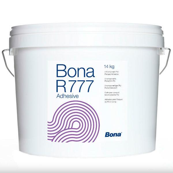 Полиуретановый клей для паркета Bona R-777