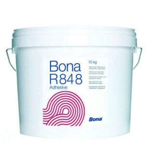 Силаномодифицированный клей для паркета Bona R-848