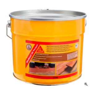 Жестко-эластичный полиуретановый клей SikaBond 95 Parquet