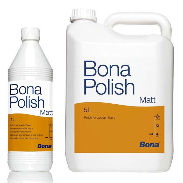 Bona Polish Matt для паркета