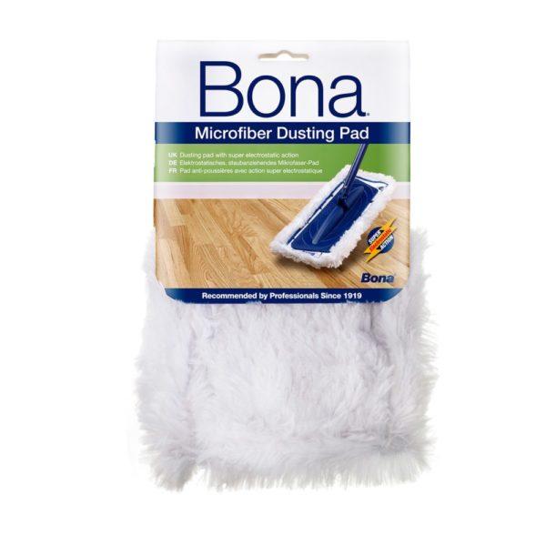 Bona Dusting Pad микрофибры для сухой уборки