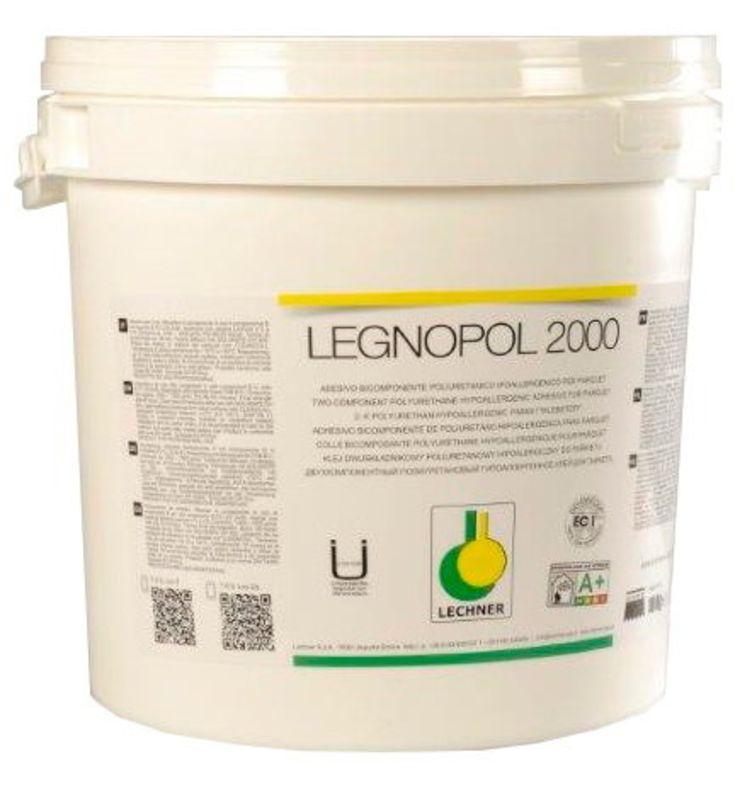 Двухкомпонентный полиуретановый клей LEGNOPOL 2000