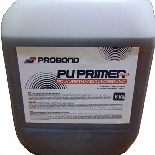 Однокомпонентный влагоизолирующий грунт PU PRIMER extra Probond