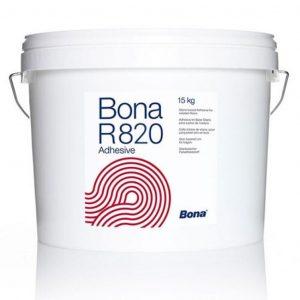 Силаномодифицированный клей для паркета Bona R-820